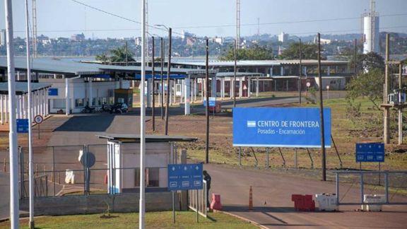 El gobernador afirmó que no está en análisis abrir frontera con Paraguay