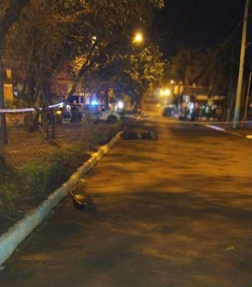 Otras dos víctimas fatales tras el despiste de una moto en Wanda