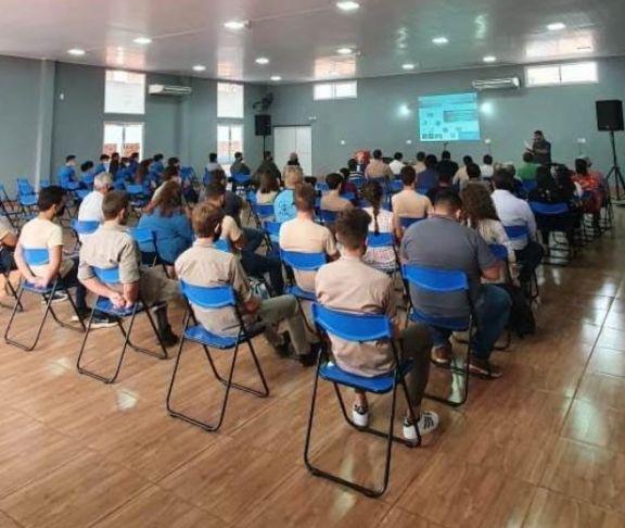 Andresito: charla sobre el Agua y el cuidado del Medioambiente