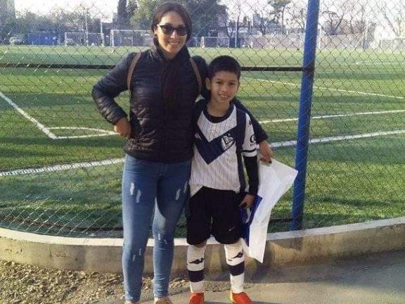 Damián Núñez, la joven promesa de Montecarlo que entrena en Vélez Sarsfield