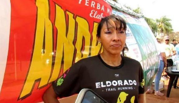 Sandra Rolón de Eldorado en la cuenta regresiva para participar de maratón en Atenas