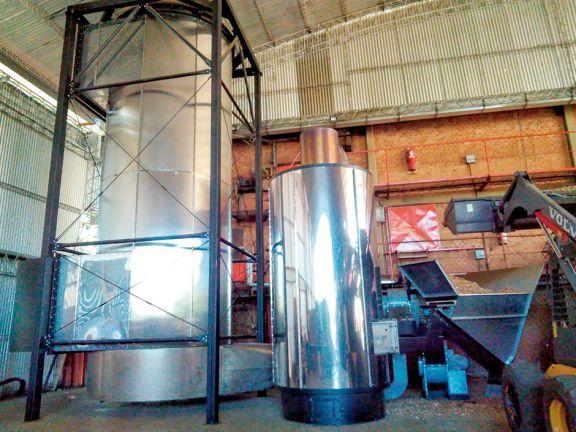 Novedoso equipo revoluciona el  sistema de secado