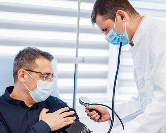 Advierten resistencia de los varones hacia los controles médicos de rutina