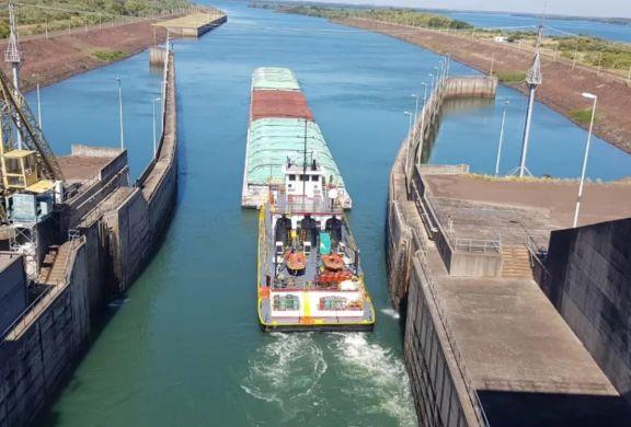 Misiones y otras 6 provincias conforman el Ente de Control y Gestión de la Vía Navegable del río Paraná