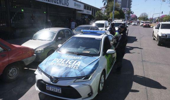 Disponen el traslado a Corrientes de efectivos de Homicidios y de dos brigadas de Misiones