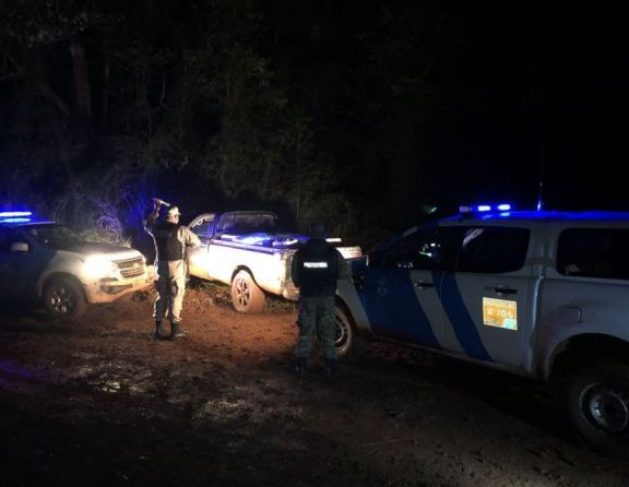 Operativos en Misiones y Corrientes resultaron con el secuestro de más de una tonelada de marihuana
