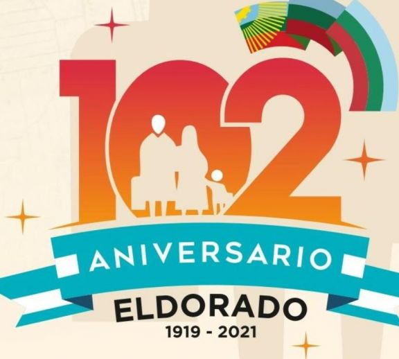 Habrá actividades durante todo el mes de septiembre por el 102 aniversario de Eldorado