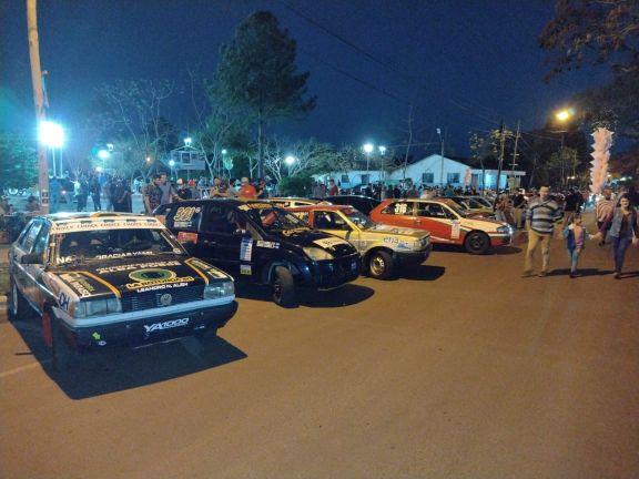 Alba Posse tiene todo listo para la tercera fecha del Misionero de Rally