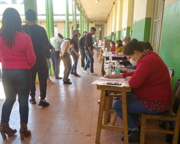Elecciones en Santo Tomé