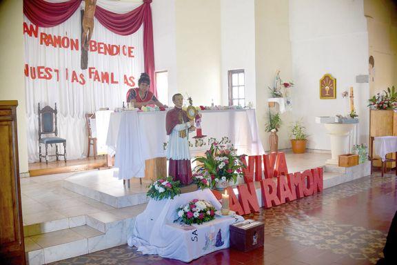 Fe y devoción al santo de la vida