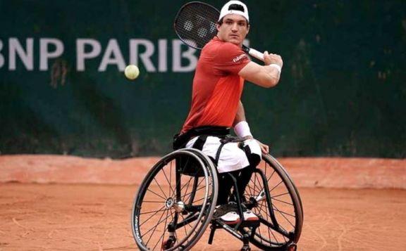 Gustavo Fernández fue eliminado en cuartos de final de los Paralímpicos