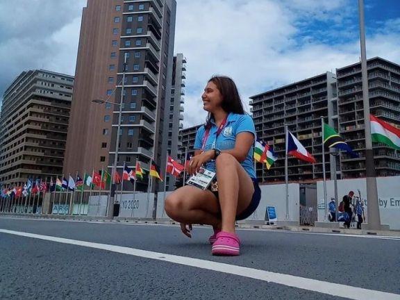 """Llegó el día, Mahira debuta en Tokio: """"Me siento enérgica y bien, estoy lista para dar lo mejor"""""""