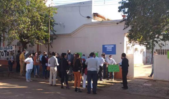 Pese al reclamo público, no hubo aumento salarial para los judiciales de Corrientes