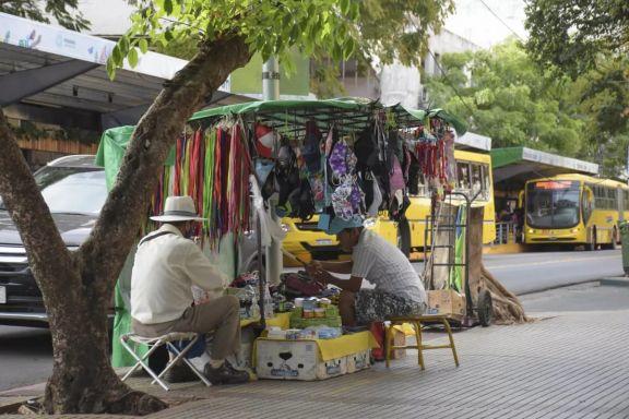 Notable crecimiento de negocios montados en cualquier punto de la ciudad de Posadas.  Foto/Nicolás Oliynek (archivo)
