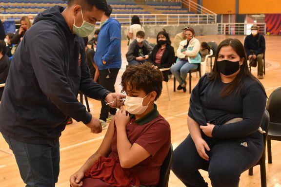 Misiones espera vacunar a unos 123 mil chicos en edad escolar