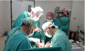 A un año de apertura del quirófano en el hospital de Montecarlo se realizaron 74 cirugías programadas