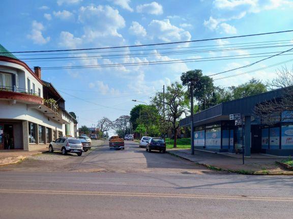 Cambio en el sentido de circulación de calles Sarmiento y Dr. Walter, en Montecarlo