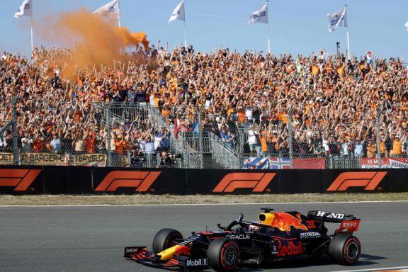 Verstappen se quedó con el Gran Premio de Países Bajos de la Fórmula 1