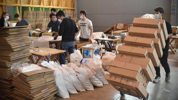 Comenzó el despliegue de 2.760 urnas en Misiones para las Paso del domingo