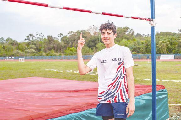 Imanol Alfonzo revivió con emoción y picardía su coronación en el Argentino U-18