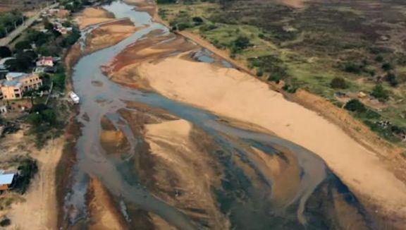 """Creció el río Paraná, pero con una perspectiva """"netamente desfavorable"""" para octubre"""