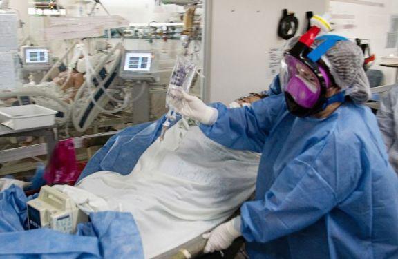 Otros 35 muertos y 1.541 nuevos contagios de coronavirus en Argentina