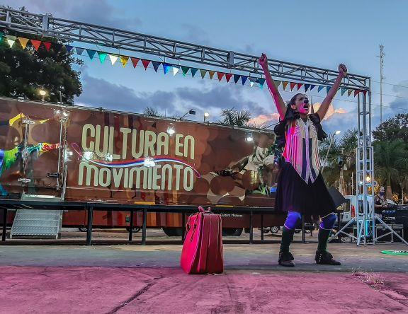 La Noche de la Agri-Cultura acompaña los festejos del aniversario de Santa Ana