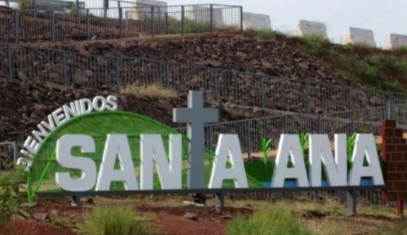 Santa Ana vive a pleno un nuevo aniversario