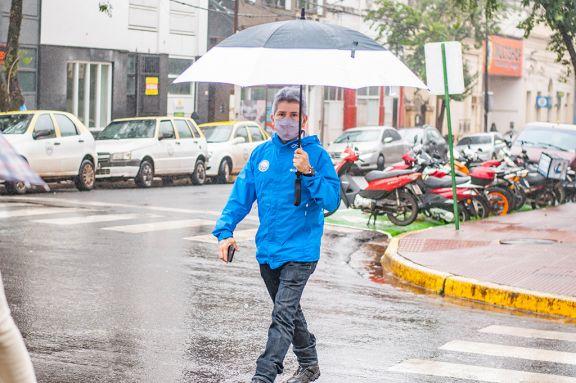 Se esperan lluvias y tormentas hoy y mañana, mejora el sábado