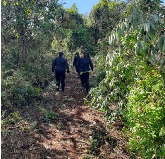 Encontraron pistas del remisero Victor Aghelin en Jardín América y continúa su búsqueda