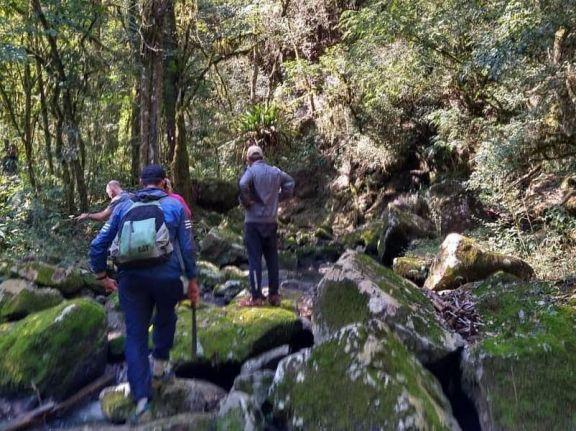 San Antonio: con una maratón trekking vuelven las actividades a la reserva natural VGM Héctor Fernández