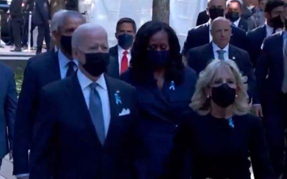 Conmemoraron en Nueva York los 20 años del atentado a las Torres Gemelas