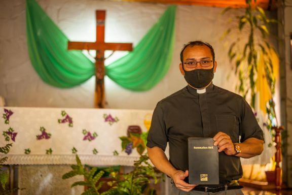 En Santa Rita se celebrará la misa en guaraní