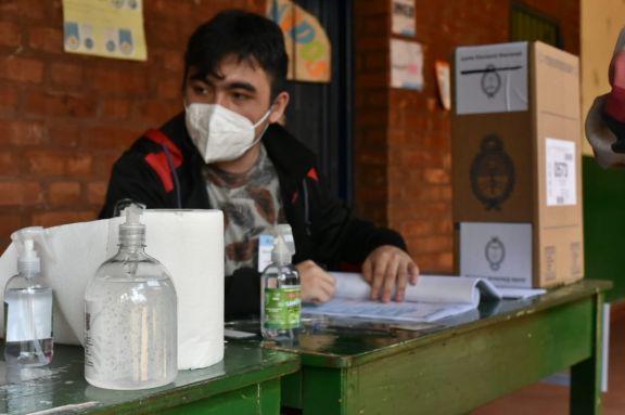 El protocolo sanitario por la pandemia se aplica sin contratiempos en la apertura de las Paso