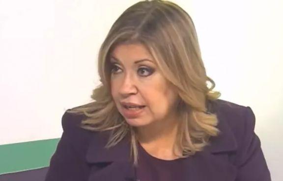 Ninfa Alvarenga emitió su voto en Posadas