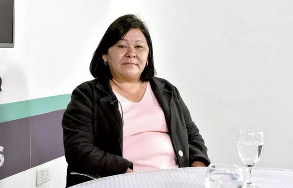 Graciela de Melo destacó el trabajo de la militancia de los movimientos populares