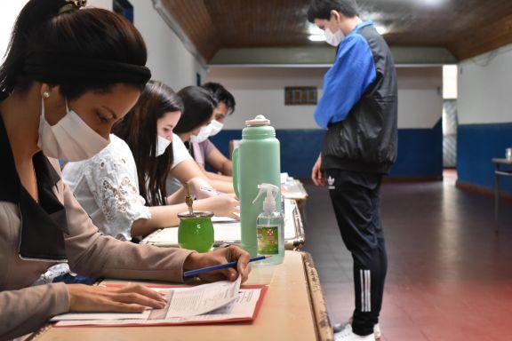 En Misiones la participación llegó al 63,87% superando la elección de junio