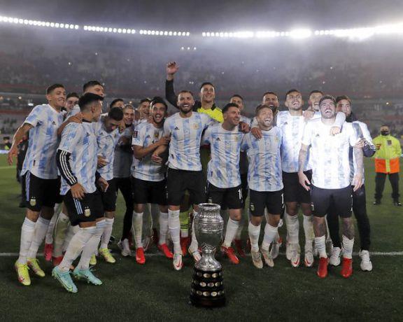 Eliminatorias rumbo a Qatar 2022