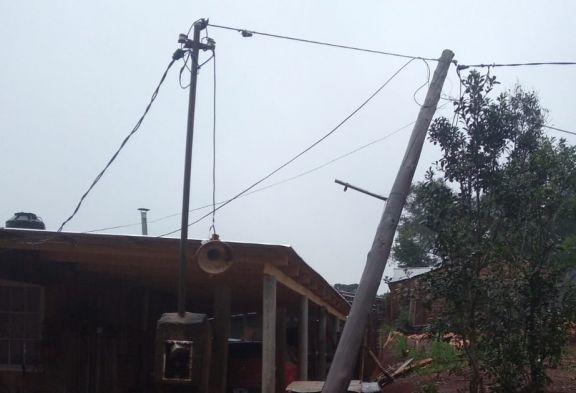 Tras 12 horas se restableció el servicio de energía eléctrica en Puerto Iguazú