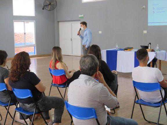 El Fondo de Crédito Misiones visitó la localidad de Andresito