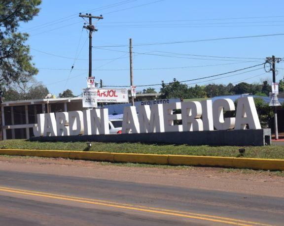 Jardín América