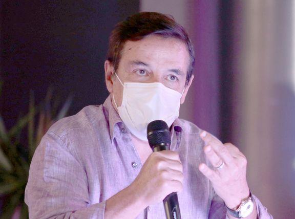 Carlos Rovira habló sobre las elecciones y reiteró reclamos a la Nación