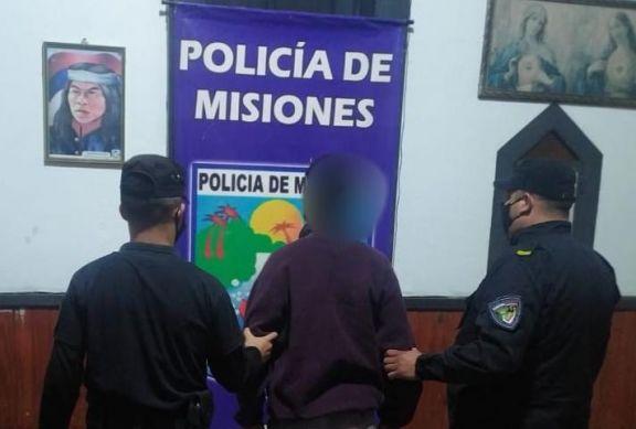 Un hombre manejaba borracho y despistó en San Javier