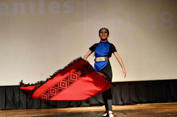 Puerto Rico eligió a sus representantes para Juegos Culturales Evita