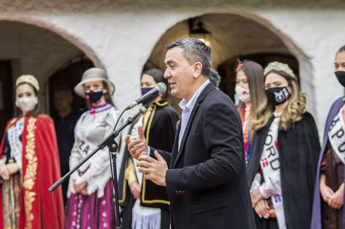 Se presentó la 41° edición de la Fiesta Nacional del Inmigrante