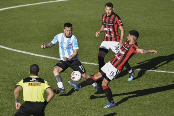Argentinos y Patronato igualaron 1 a 1 en un disputado encuentro