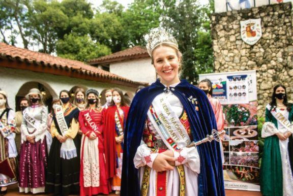 Fiesta Nacional del Inmigrante.