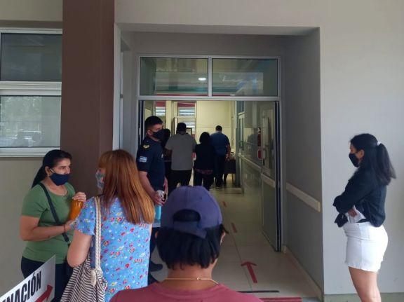 Bajó el número de casos activos de Covid-19 en Ituzaingó