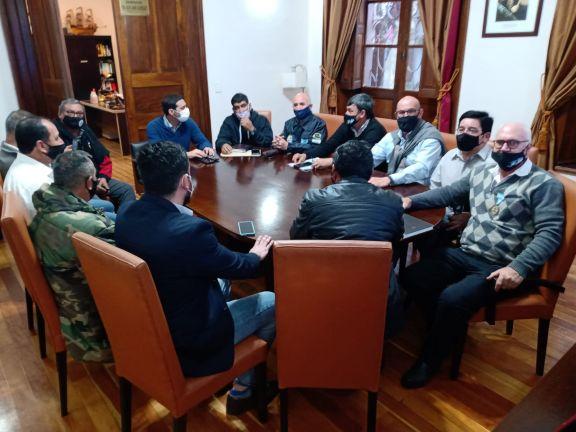 Primer acercamiento entre veteranos de guerra misioneros y el gobierno provincial