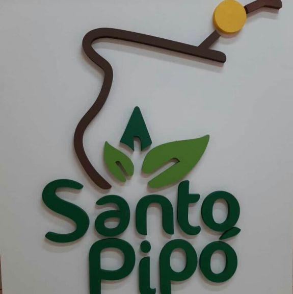 Santo Pipó tiene logotipo propio